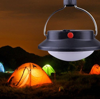 Outdoor Portable 60 LED Camping Tent Light Bulb Hiking Fishing Lantern
