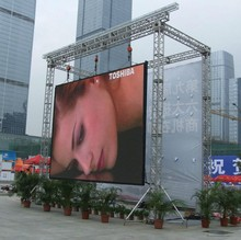P5 P6 P8 P10 P16 HD outdoor high quality full color advertising led display/led screen/led video/panel
