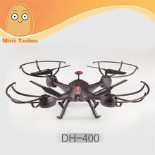 2016 ABS Plastic Type and smart phone 2.4G remote control drone DH-400 wifi camera FPV small drone Type rc drones wifi