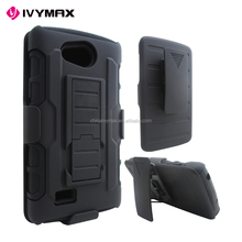 Shockproof silicone pc phone covers for LG joy, h221 g stents case