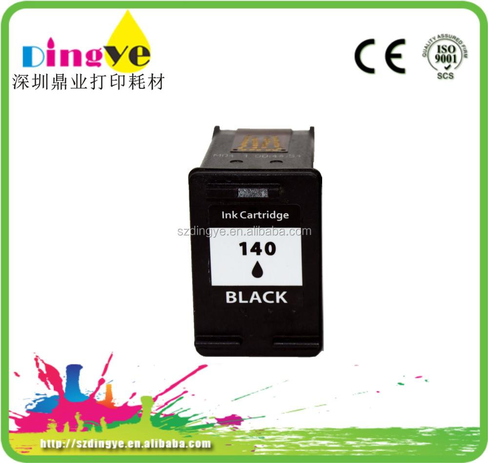 Angent Distributors Wanted Recycle Inkjet Cartridge Ink Cartridge For HP 140 141 Printers Ink Cartridges