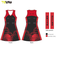 women pattern sexy netball dress
