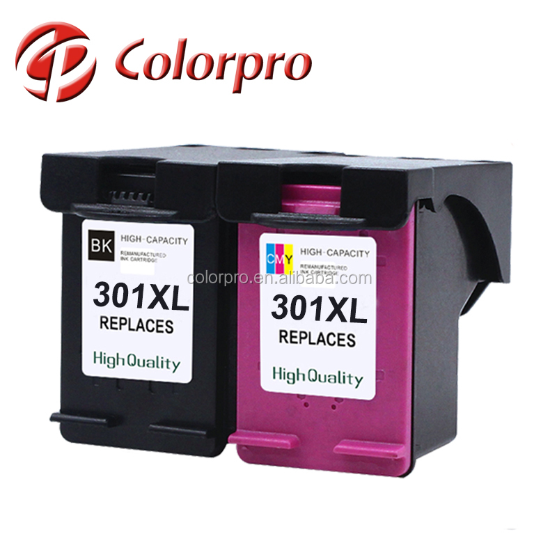 100% new compatible ink cartridge for hp 301xl for HP Deskjet D1660, D1663, D2530, D2545
