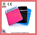top quality laptop sleeve 11.6 shockproof neoprene laptop bag without zipper ( various color to choose)