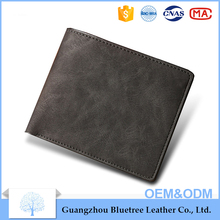 rfid wallet leather custom made pu wallet design your own wallet 2017