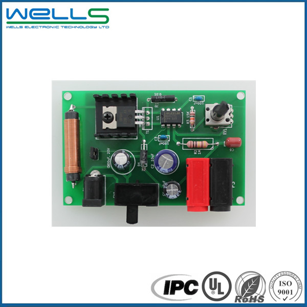 Shenzhen Electronic Circuit Board Parts Fabrication With Low Cost