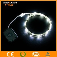 wall edging strip/rubber hinge strip/led strip waterproof