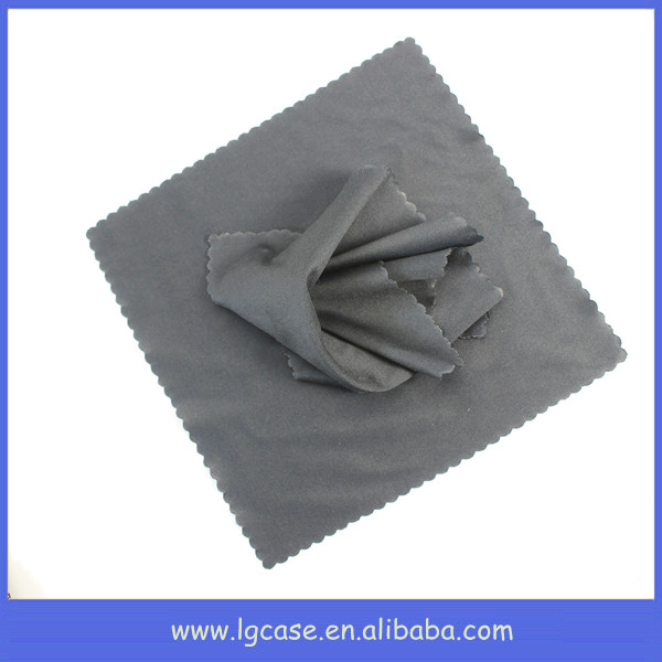 Germany microfibre cleaning cloths with classic black color