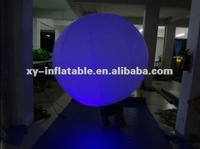 inflatable lighting balloon/ balloon with light inside