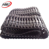 rubber tracks for hagglunds bv206 for sales in Alibaba