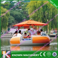 Amusement Machinery on Water BBQ Donut Boat/Grill Boat