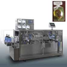 GGS Plastic Ampoule Filling and Sealing Machine for Oil and Perfume Liquid