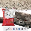 Wholesale scoopable cat grooming product cat sand