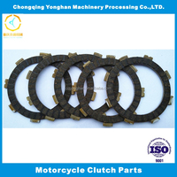 motorcycle clutch plate for Indian bajaj 100 motorcycle factory price
