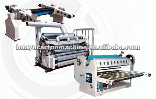 Two Ply (BCM-Y53) Series of corrugated paper machine