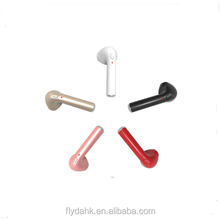 i7 stealth mini Bluetooth headset earbuds 4.1 stereo single ear Bluetooth headset wireless music earphone