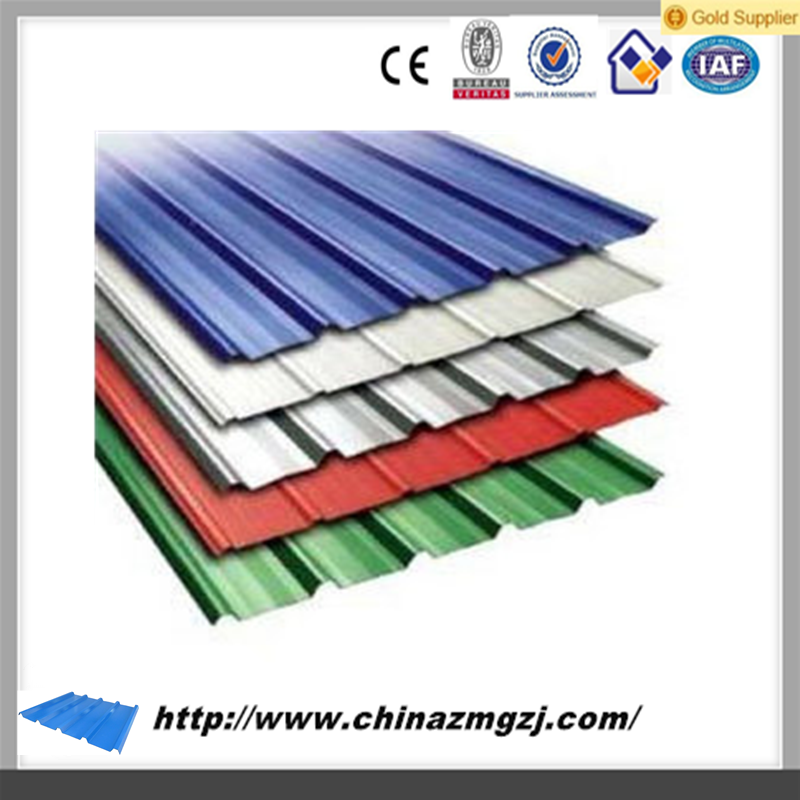 Galvanized Sheet Price Metal Roofing Material Galvanized Corrugated Steel Sheet
