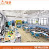 China Hot Sale natual Wood Children Chairs and Tables School Furniture for School