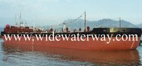 TTS-141: 3500 m3 oil barge for sale