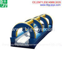 CHEAP used inflatable water slide for sale, used commercial water slides