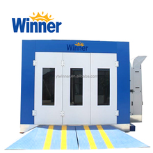 M3200A WINNER Spray Booth EPS Wall Panels Used Car Spray Booth for Sale