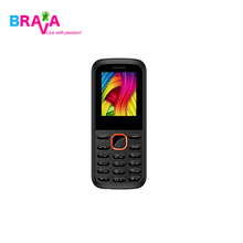 High Quality 1.77 inch feature phone with dual sim for cell phone with 3g network