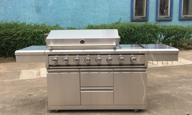 Top Quality Easily Assembled Bbq For Sale Gas Grill