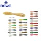 new factory metal jig fishing blank fishing lure