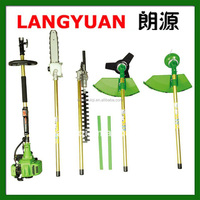4 in 1 multifunction brush cutter for gardening and agriculture
