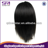 human hair front lace kinky twist wigs
