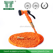 CE, ROHS, REACH certificated magic hose America hot sell flexible garden hose expandable hose