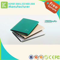 20000mah portable power bank cager power bank rohs power bank 20000mah