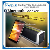 Hot sell Colorful Soundbar vatop bluetooth speaker 6W Subwoofer Speaker with very good sound quality professional speaker