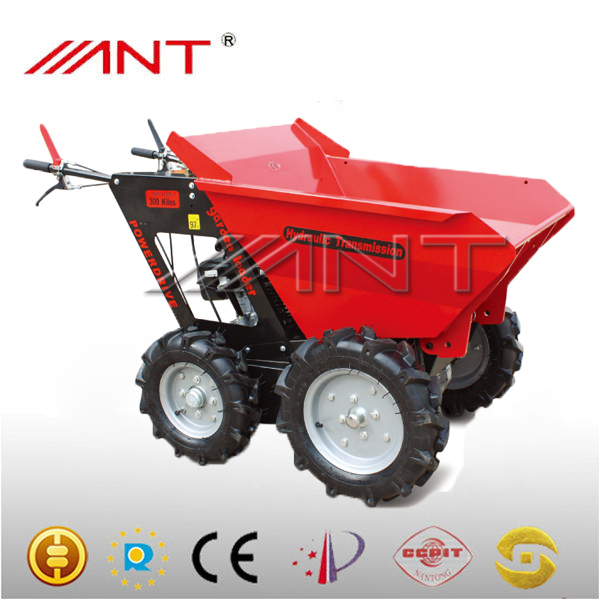 BY300 engineering construction machinery ce mini dumper crawler concrete dumper