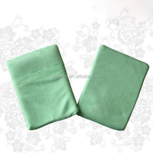 microfiber suede glass lens cleaning cloth