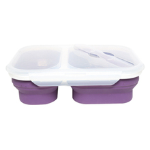 Cheap Price Food Warmer Silicone Rubber Folding Lunch Box