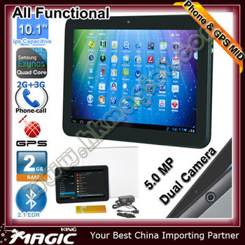 New 10 inch tablet pc with voice call quad core on sale