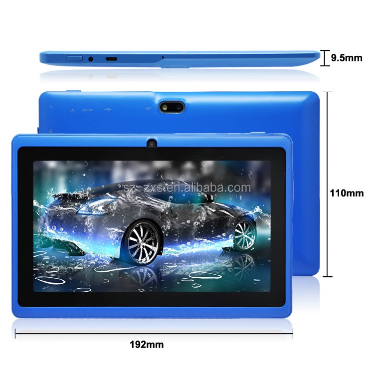 Remarkly cheap mid slim tablet for kids ZXS-Q88