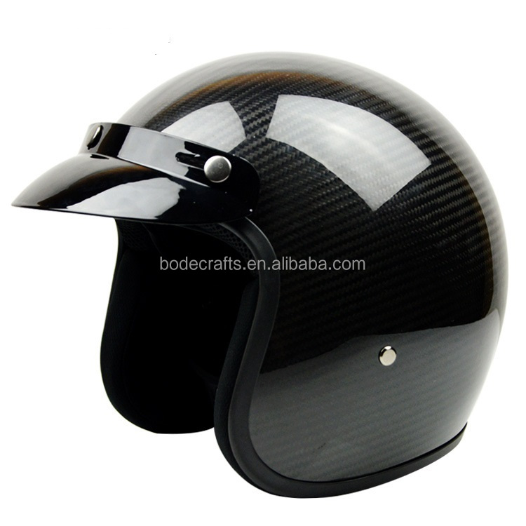 ECE DOT Approved Open Face Casco Motorcycle Adult Helmet
