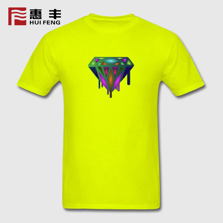 Custom Wholesale High Quality Polyester Mesh Silk Screen Printing Machine For T Shirt , Men Custom T Shirts