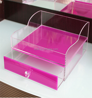 new products online shopping acrylic makeup display china supplier