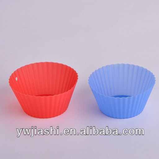 DIY Silicone muffin cake mould cup cake kitchen