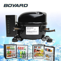 25L Capacity and 12V Voltage Secop type BD35F Compressor for car air conditioner cooling 12v dc air conditioning