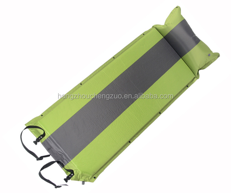 Hot Sale CZX-145 thickening tent sleeping pad outdoor double automatic cushion inflatable tent moisture-proof pad