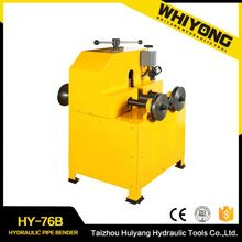 Reasonable price easy to use hydraulic new used exhaust pipe benders for sale