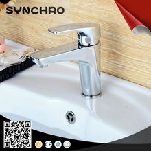 Durable quality brass german shampoo basin tap faucet