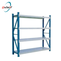 Multifunction Aluminium Storage Rack Warehouse Racking