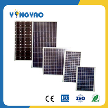High efficiency and best price poly flexible 260w solar panel price