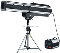 High Power Manual Control 2500W Hmi Professional Follow Light Follow Spot Light for Theater 2500W hmi Follow Spot Light