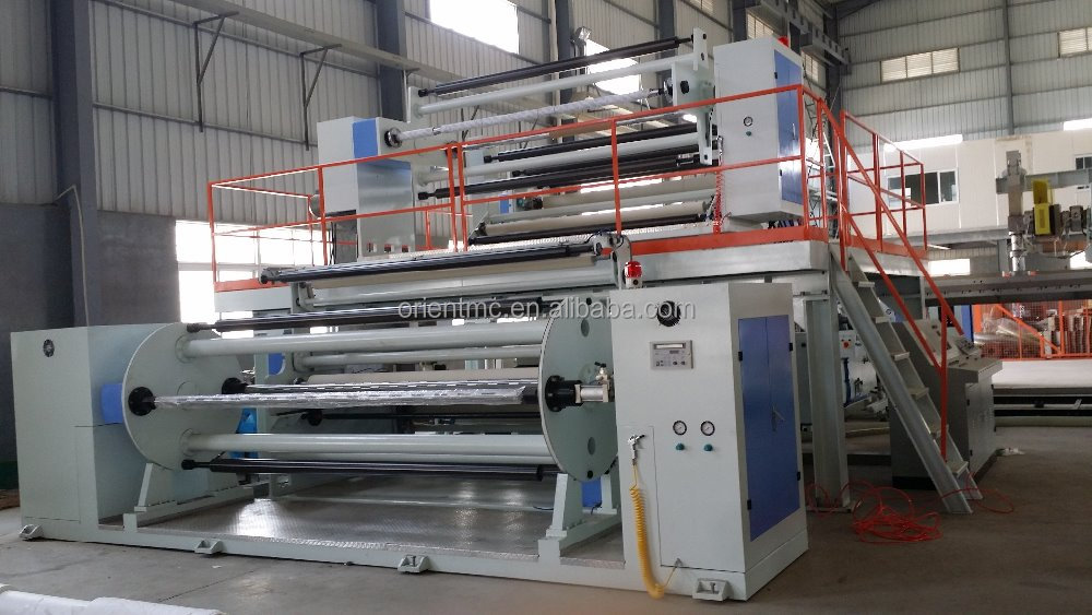 PE Extrusion Coating Line